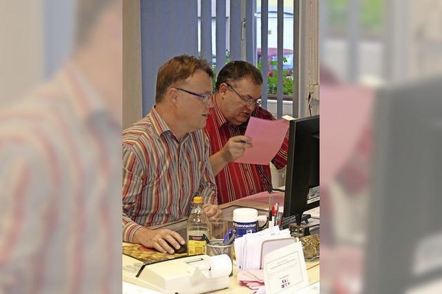 Wahlbeteiligung sackt bei der Bürgermeisterwahl nach unten