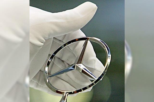 Daimler garantiert Jobs bis 2029