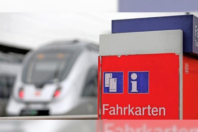 Für Kurzentschlossene werden Bahntickets teurer
