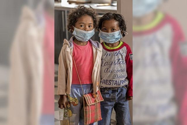 In den Slums der afrikanischen Inselrepublik breitet sich gefährliche Lungenpest aus