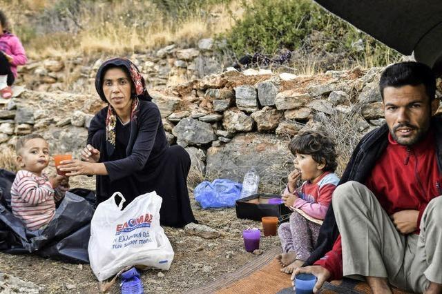Kein Überblick über Zahl der Flüchtlinge