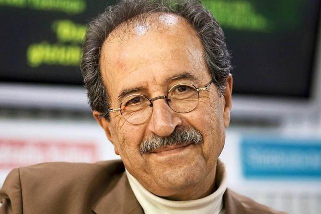Rafik Schami ist ein Stimme gegen die syrische Despotie