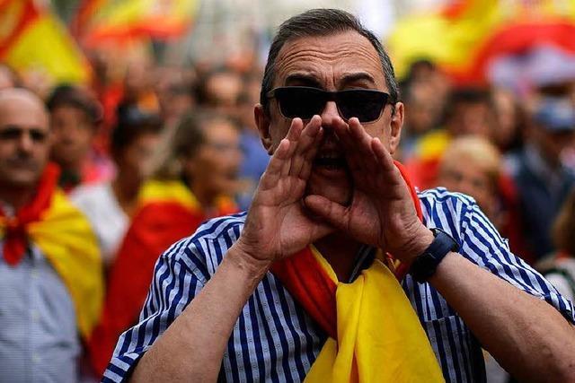 Madrid setzt den Separatisten in Katalonien neue Frist