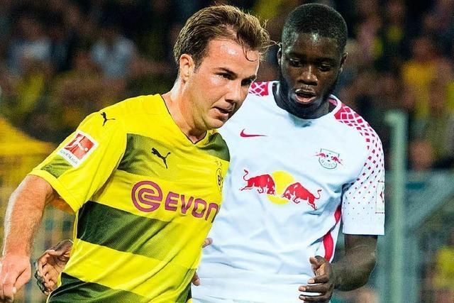 Unter Druck: BVB und RB Leipzig brauchen ersten Sieg