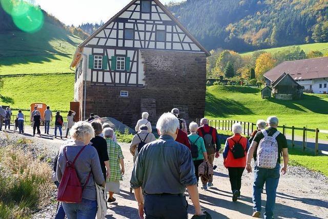 Fotos: Einblick in die Erweiterung des Freilichtmuseums Vogtsbauernhof