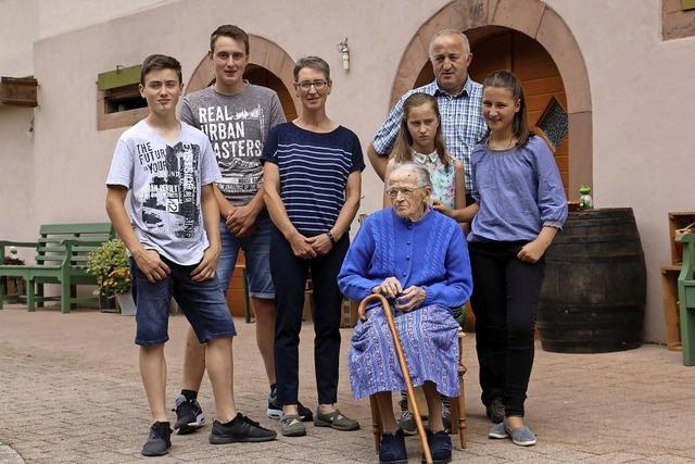 Jägertonihof: Noch heute ein Ensemble