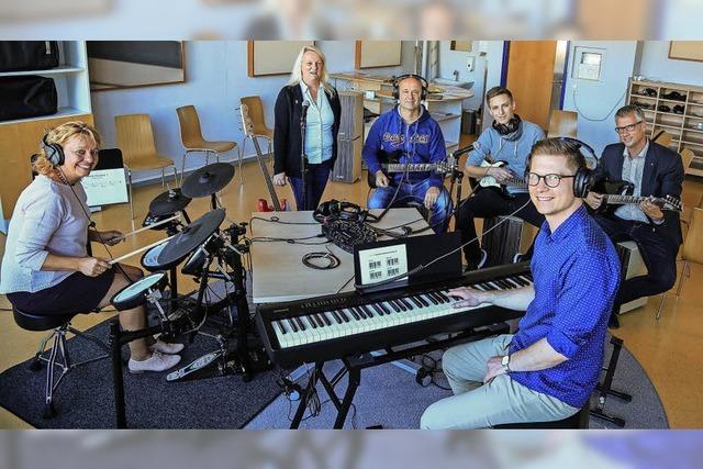Groovelab – ein Musiklabor fürs BiZ