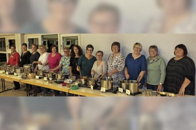 Suppenköchinnen aus Grafenhausen