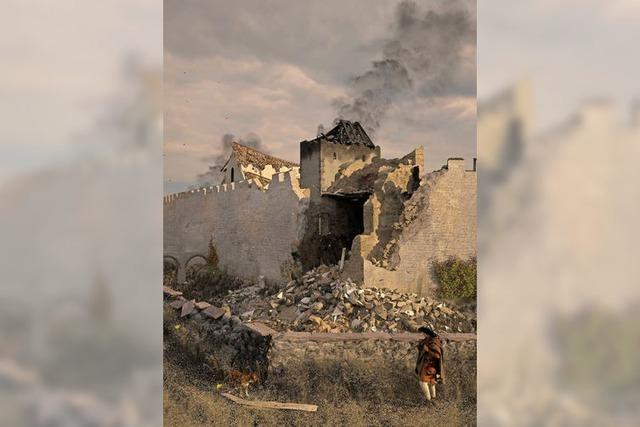 Archäologen rekonstruieren das schwere Erdbeben von 1356