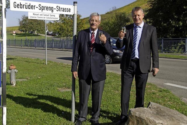 Symbiose zwischen Sulzburg und Hekatron