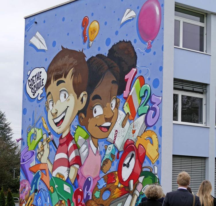 Die Goetheschule wird künftig nur noch vierzügig unterrichten.    Foto: Ingrid Böhm-Jacob