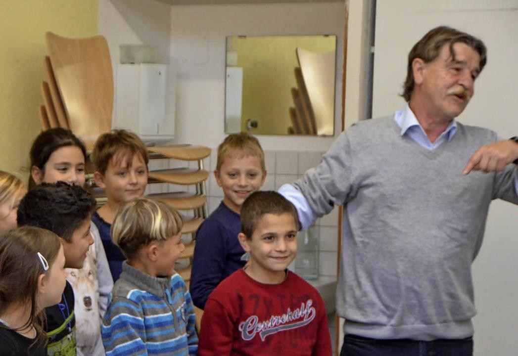 Die Hans-Thoma-Schule soll wieder wachsen.    Foto: Ingrid Böhm-Jacob