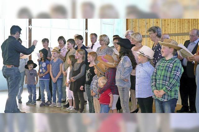 Kinder bereichern Pfarrfamilienmittag