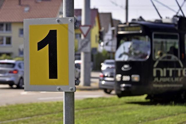 VAG will Gleise am Lindenwäldle zur Lärmreduktion mehrmals täglich ölen