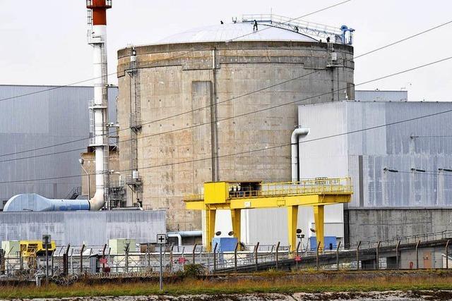 Notstromgeneratoren in Fessenheim waren nicht erdbebensicher