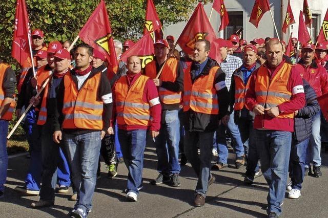 Arbeitsgericht untersagt Streik bei Global Safety Textiles
