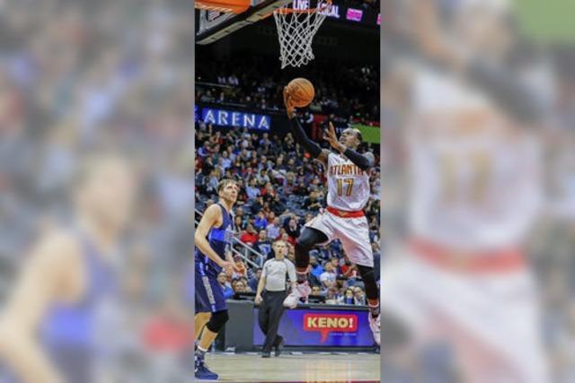 Dirk Nowitzki und Dennis Schröder treffen in NBA aufeinander