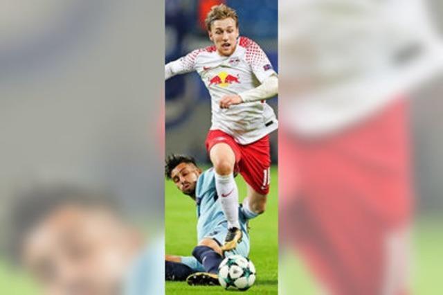 Leipzig schlägt Porto 3:2, Dortmund enttäuscht mit 1:1 gegen Nikosia
