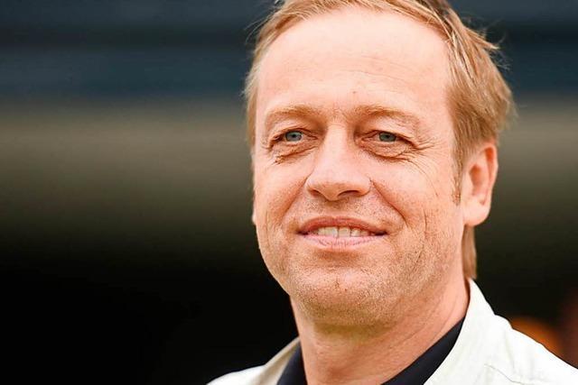 Sportdirektor Hartenbach sieht gute Entwicklung des Kaders
