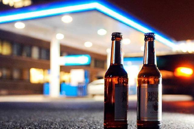 Kommunen prüfen Alkoholverbot an öffentlichen Plätzen