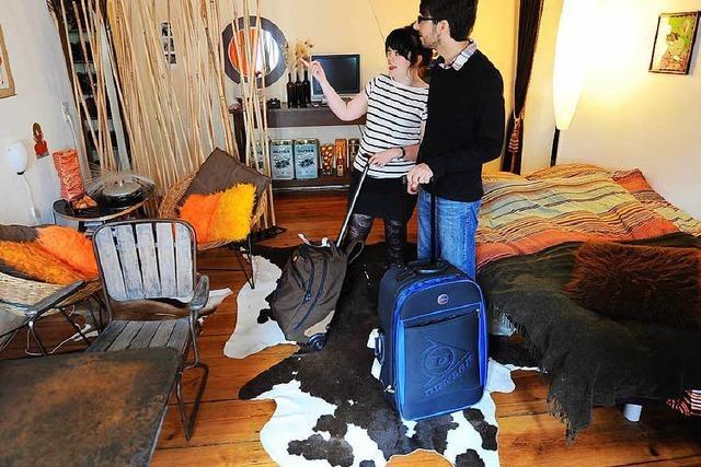 Airbnb-Touristen müssen in Basel künftig Gasttaxe bezahlen