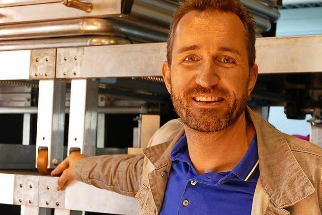 Thorsten Blank verlässt Tempus fugit in Lörrach