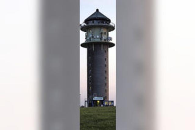Barrierefrei auf den Feldbergturm
