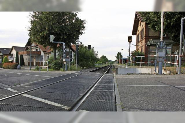Für und Wider zum neuen Bahnsteig