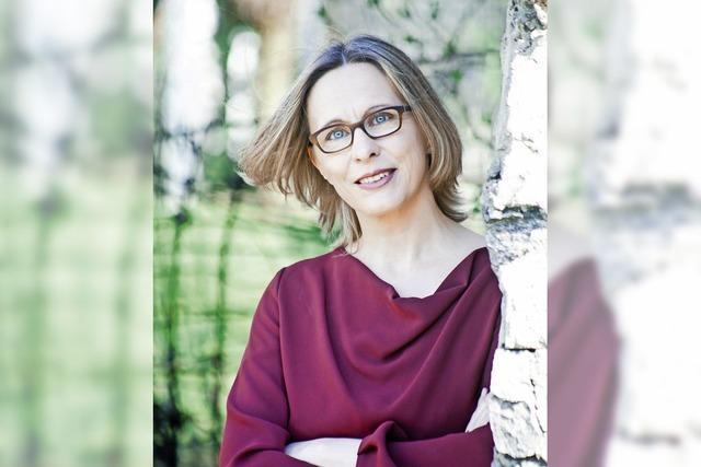 Daniela Engist liest in Lörrach aus ihrem Debütroman