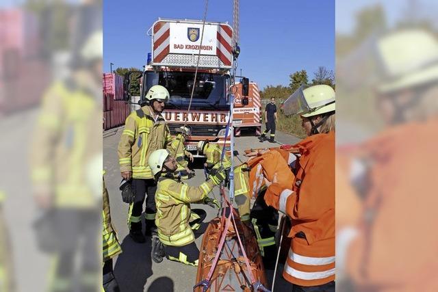 Feuerwehr blickt zurück und voraus