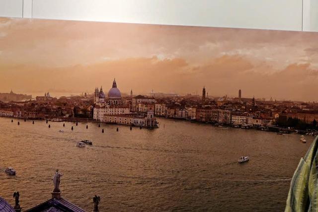 Venezianische Impressionen im Rathaus