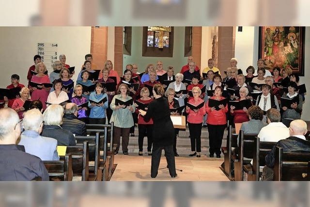 Liturgischer Gesang voller Lebendigkeit