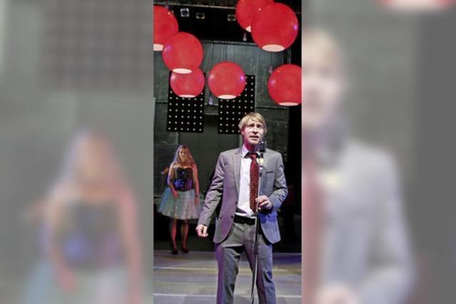 Unter Intendant Peter Carp beginnen die ersten vier Aufführungen