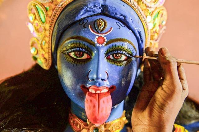 Das hinduistische Lichterfest beginnt