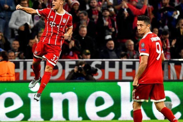 Jupp Heynckes ist zurück – und die Bayern sind wieder auf Kurs