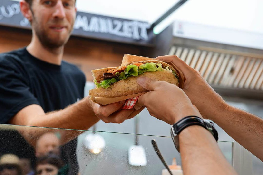 Rund 40 Imbissmobile werden zum BZ-Food-Truck-Fest erwartet.    Foto: Rita Eggstein