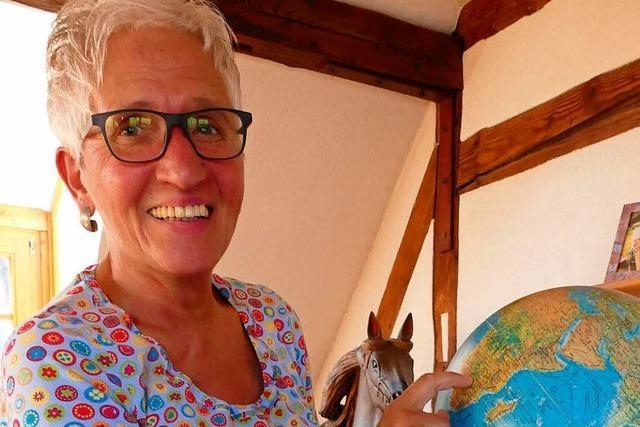 Ortenauer Rentnerin bewacht Haus in Afrika