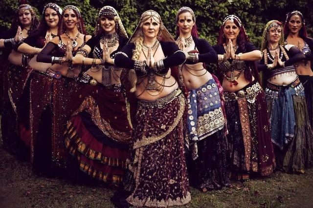 Black Forest Tribal Fest bei Wolfach