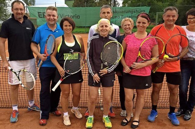 Mixed-Team holt Meistertitel