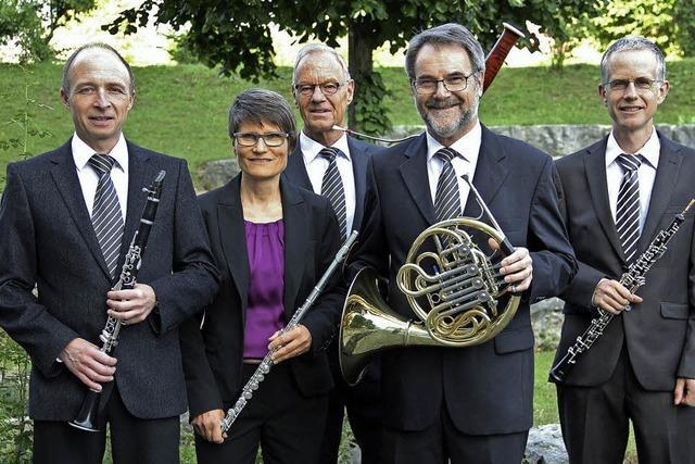 Kammermusikkonzert in der Kultschüür in Laufenburg/Schweiz