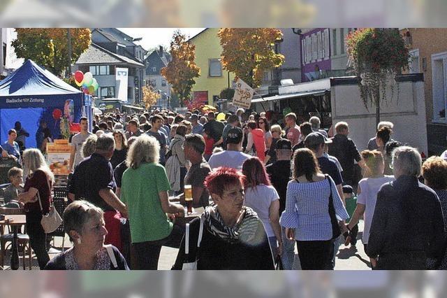 Einzelhändler loben Foodtruck-Fest