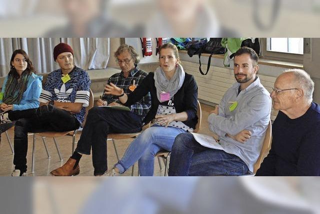 Karl Geck will mehr Bürgerbeteiligung