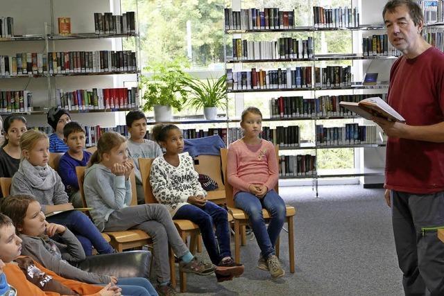 International renommierter Kinder- und Jugendbuchautor in Wehr
