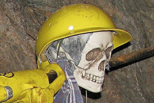 Halloween im Grusel-Bergwerk