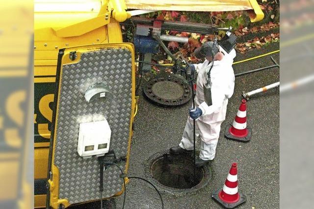Münstertal lässt Kanäle sanieren