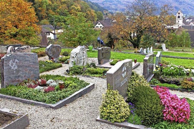 Friedhof-Thema