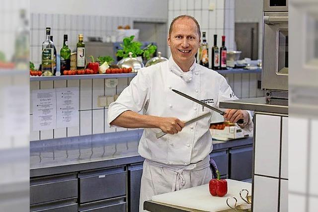 Chefkoch Bernhard König gibt Tipps für Wildgerichte
