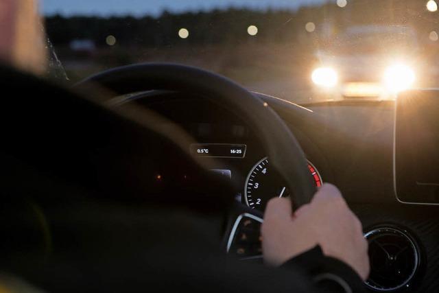 Fenster zur Verkehrssicherheit