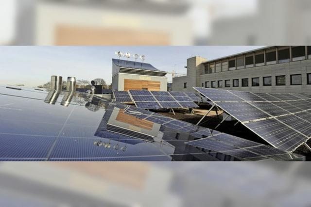 Freiburger Stadtverwaltung will Photovoltaik-Kampagne weiter ausbauen