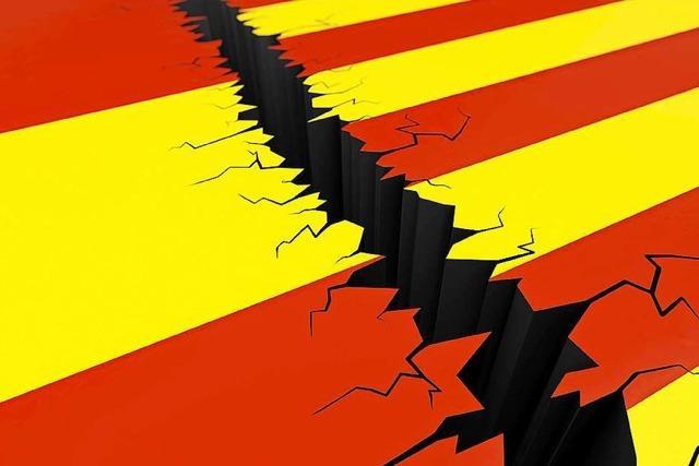 Kataloniens Regierung hält an Unabhängigkeit fest